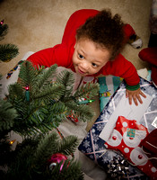 CJ's 1st Christmas - 2013